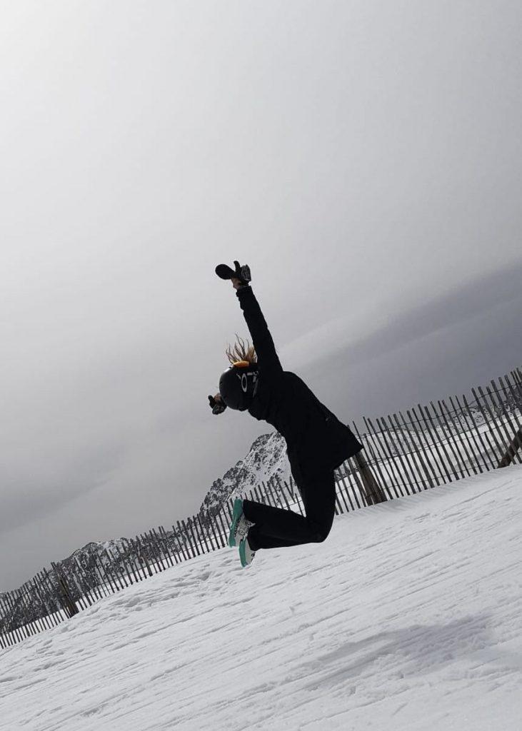 Viaje Ski Escolares y amigos Escuela Igloo 3