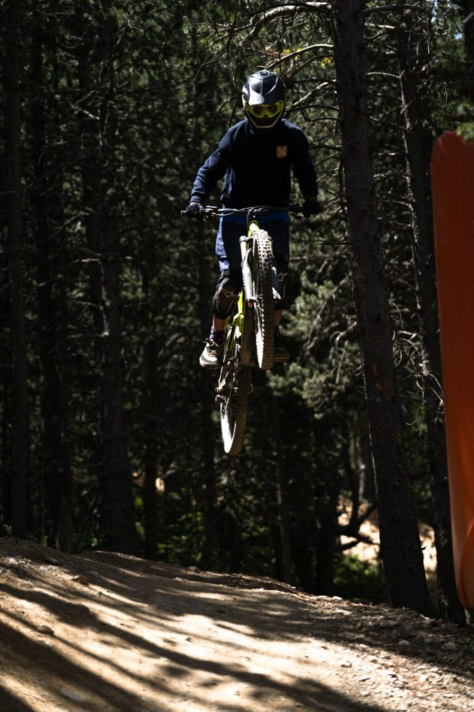 vallnord  bike park