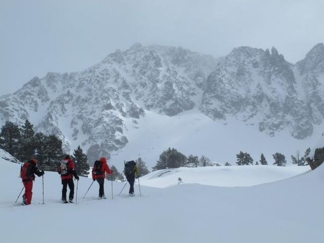 Iniciación esquí de montaña Valle de Tena