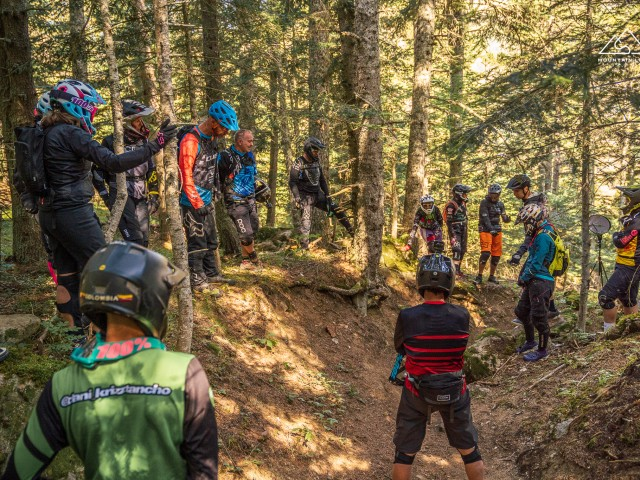 CAMP MORZINE 2020 btt enduro