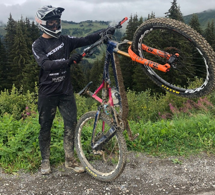 verano 2021 los alpes enduro morzine mountain bike