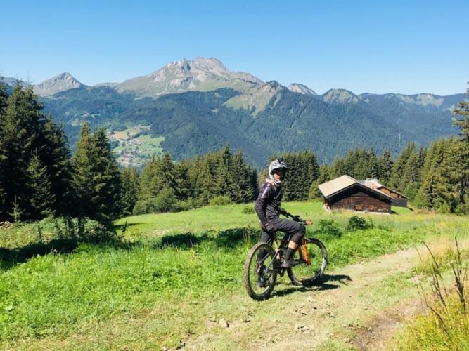 verano 2021 los alpes enduro morzine mountain bike