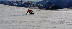 esquí y nieve
